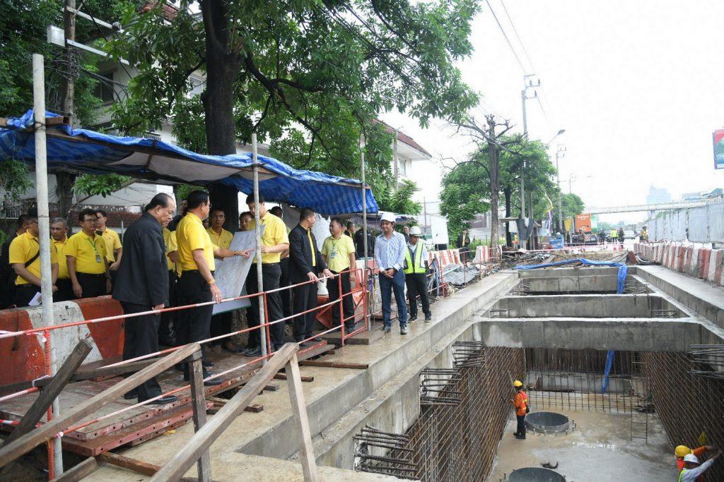 Underground water bank 2