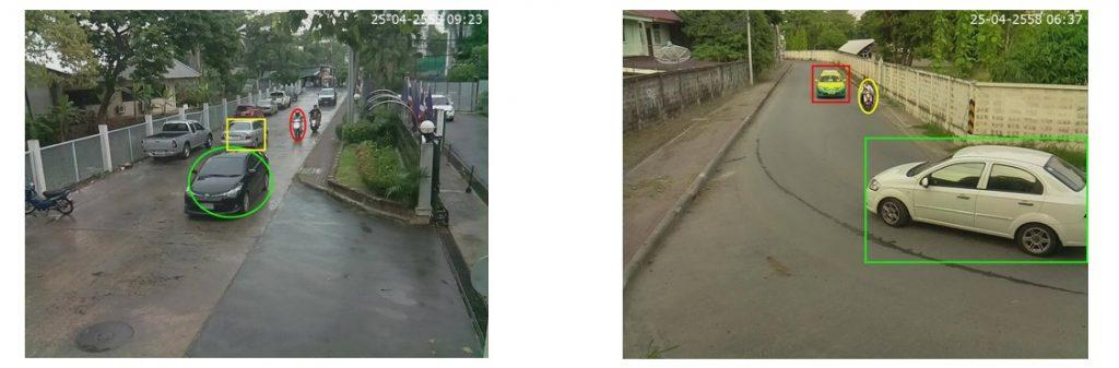AI camera system 7