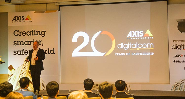 Axis Technologies Update : How to build Safer, Smarter Business