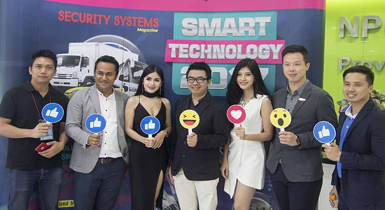 SECURITY TECHNOLOGY ROAD SHOW 2017