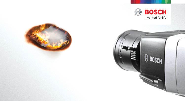 ผลิตภัณฑ์ที่ได้รับรางวัลการันตีคุณภาพจาก  Bosch Security & Safety Systems