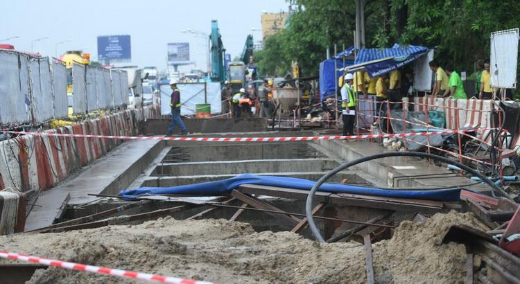 Underground water bank 1