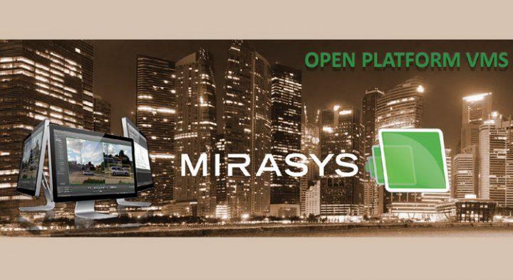 MIRASYS OPEN PLATFORM VMS