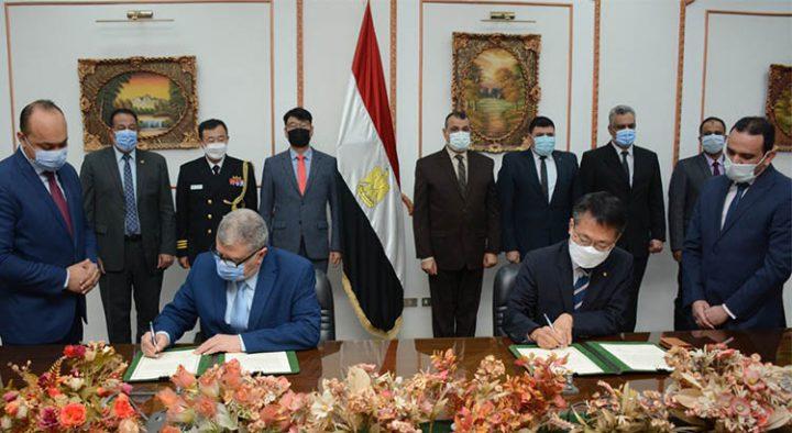 Hanwha Techwin ลงนาม MOU กับกระทรวงการผลิตทางทหารในอียิปต์ เพื่อเพิ่มความร่วมมือเกี่ยวกับโซลูชั่นด้านความปลอดภัย