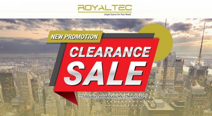 Royaltec Clearance Sale