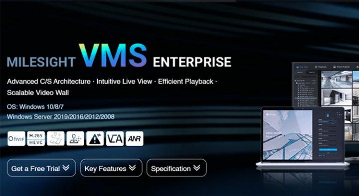 Milesight VMS Enterprise